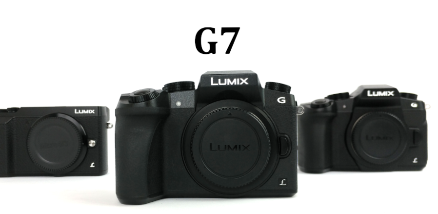 Panasonic Lumix G7, 4K Camera