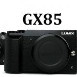 Panasonic Lumix GX85, 4K Camera