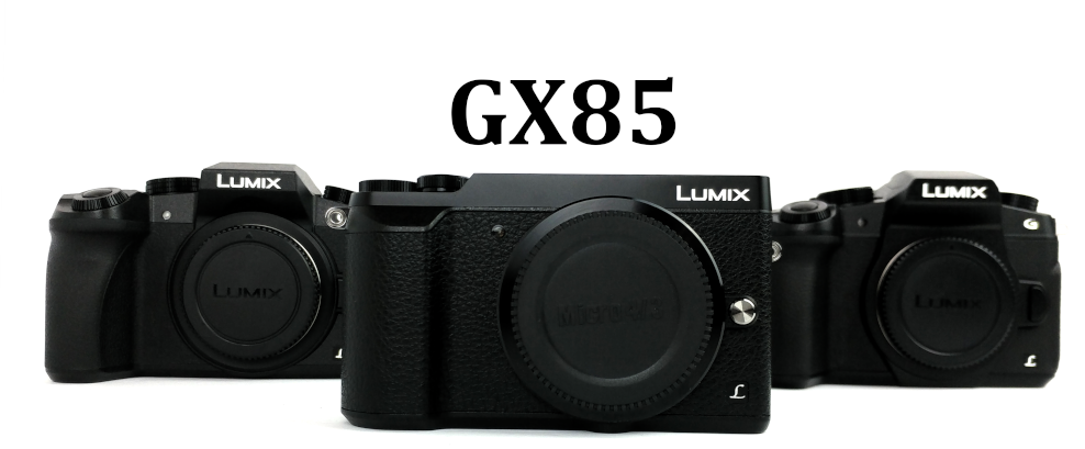 Panasonic Lumix GX85, 4K Camera