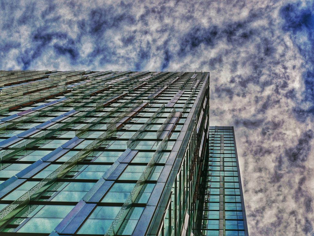 Amazon Building (AfterSnapSeed)