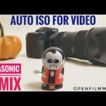 How to enable Auto ISO for Video on Panasonic Cameras